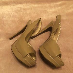 Jessica Simpson high heels! Size 7